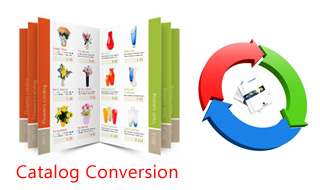 Catalog Conversion Services