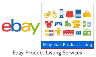 Ebay Product Entry