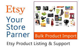 Etsy Product Lising Services